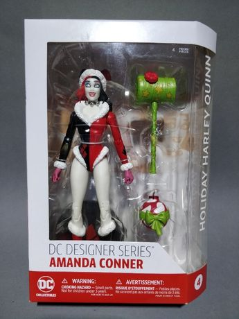 Figurka DC Collectibles Holiday Harley Quinn