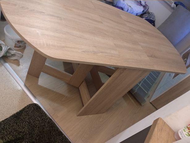 Stół duży składany Jysk