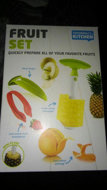 Sprzedam zestaw gadżetów do obierania owoców