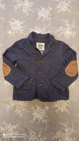 Пиджак трикотажный на 3 года