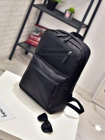 Рюкзак женский/мужской унисекс чёрный