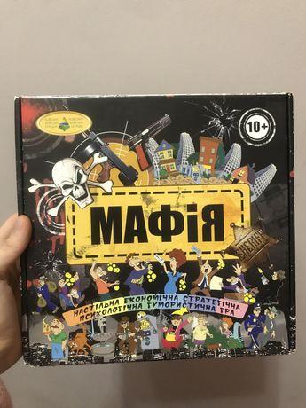 Настольная игра «Мафия» 10+