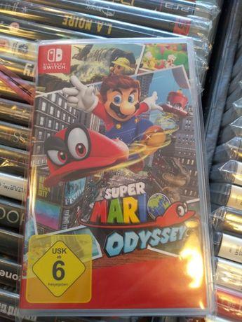 Mario Odyssey Switch --- możliwość zamiany SKLEP URSUS
