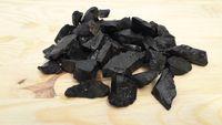 Grys bazaltowy czarny antracytowy Kamień naturalny ogrodowy worek 25KG