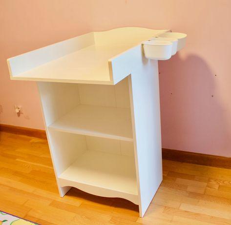 Trocador SMÅGÖRA branco Ikea