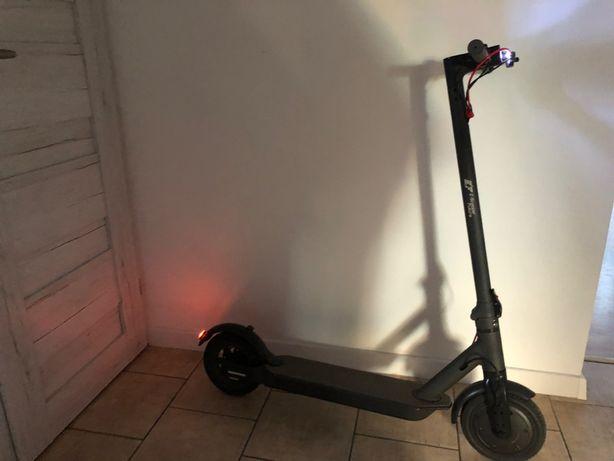 Hulajnoga elektryczna m365 mf365 pojazd skuter okazja wysyłka eco prąd