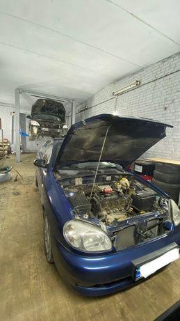 Сто Автосервис запчасти ремонт авто