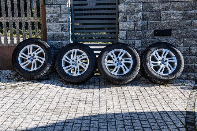 Oryginalne koła zimowe Volvo XC60 235X65X17 Pirelli Scorpion Winter