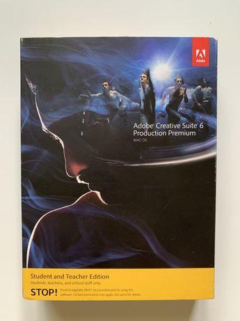 Adobe Creative Suite CS6 Production Premium Mac Ang
