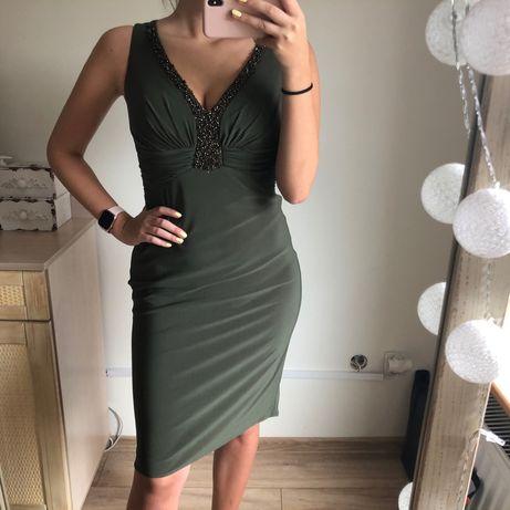 wyjściowa sukienka MONNARI
