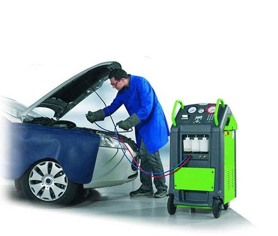 Serwis klimatyzacji samochodowej ozonowanie odgrzybianie Rzeszów
