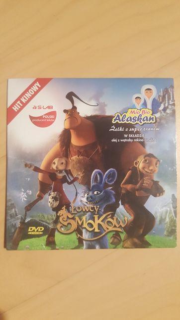 Łowcy Smoków DVD okazja
