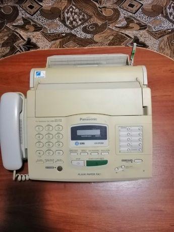 Продам телефон-факс Panasonic KX-FP200