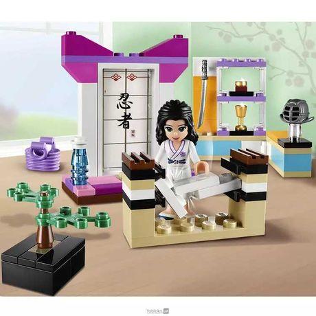 Конструктор LEGO Friends Уроки карате для Эммы (41002)