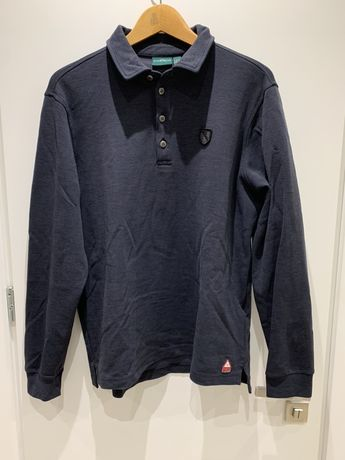 Czarna bluza Chervó, rozmiar L