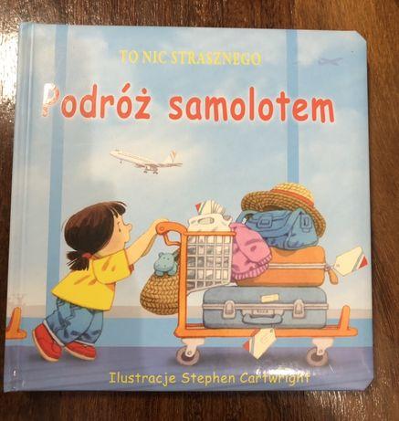 Książka Podroż samolotem