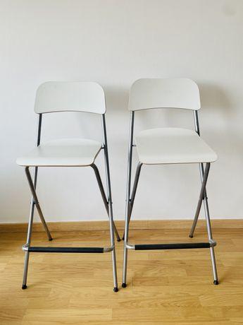 Cadeiras altas IKEA Franklin