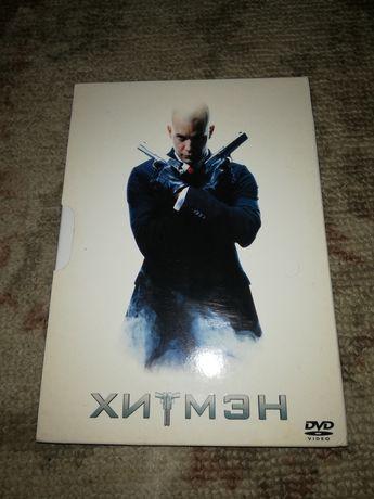 """ДВД диск """"Хитмэн"""", лицензия."""