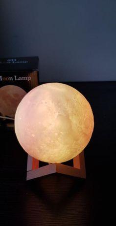 Декоративный светильник Луна сенсорный