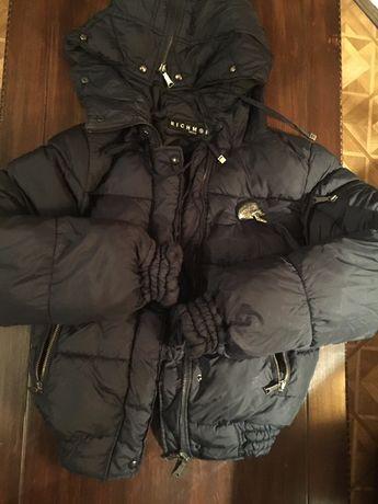 Дутая куртка,Richmond,халофайбер