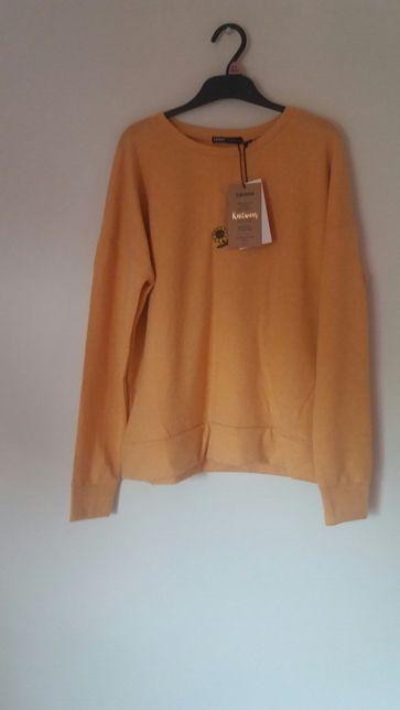 Sweterek oversize bluza Cropp nowe S