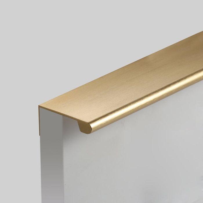 Puxadores Dourados - Aço escovado - vários comprimentos Cidade Da Maia - imagem 1