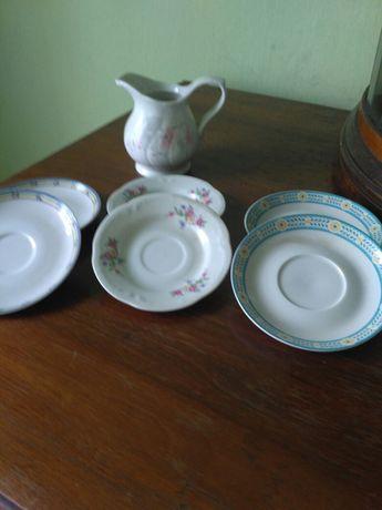 Porcelana talerzyki z prl