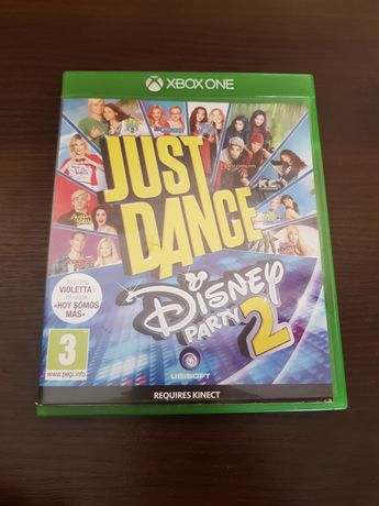Just Dance disney part 2 xbox one