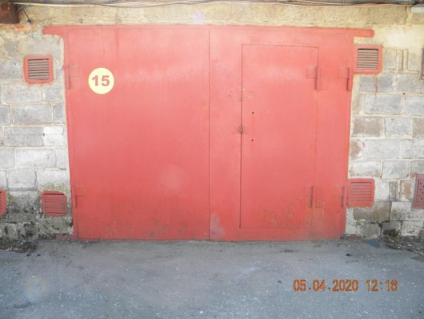 Капитальный двухуровневый гараж