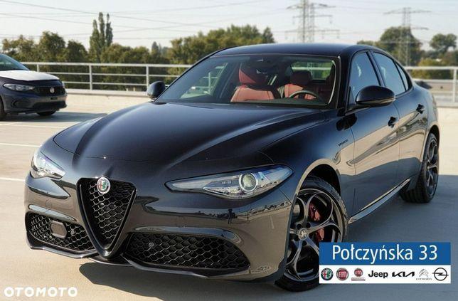 Alfa Romeo Giulia Veloce Q4 At 2.0 280 Km | Czarny Vulcano |