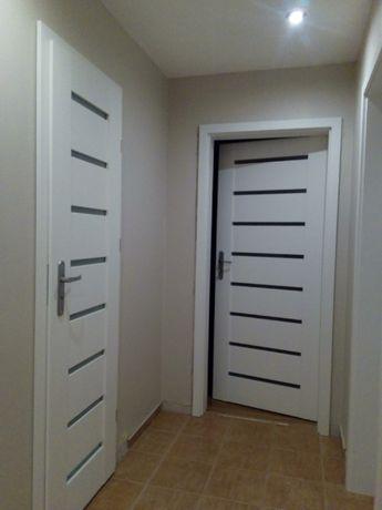 OKAZJA drzwi ramowe modułowe wewnątrz klatkowe HIT