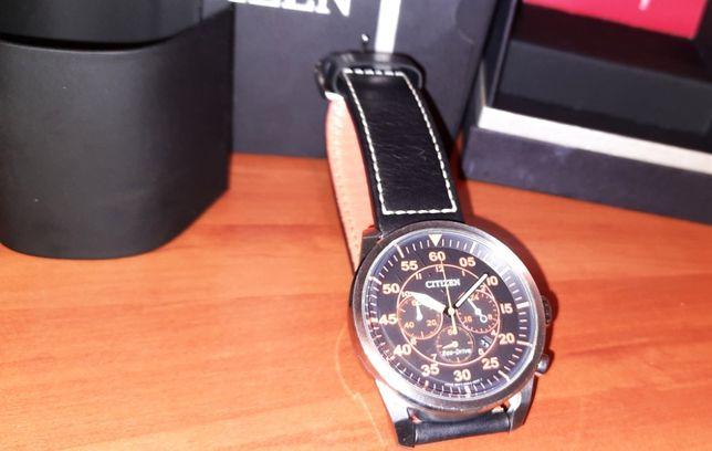 (267/21) zegarek CITIZEN eco drive b620 pudełko pasek