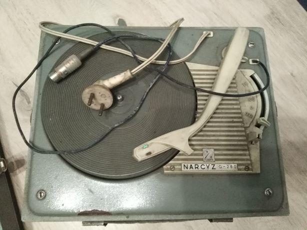 Gramofon Fonica Narcyz G-260-sprawny