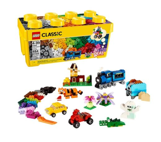 LEGO Classic 10696 Medium Creative Brick Box Лего бокс Лего Класік