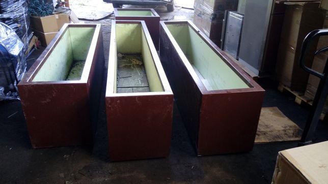 Donica duża 200x50x63cm