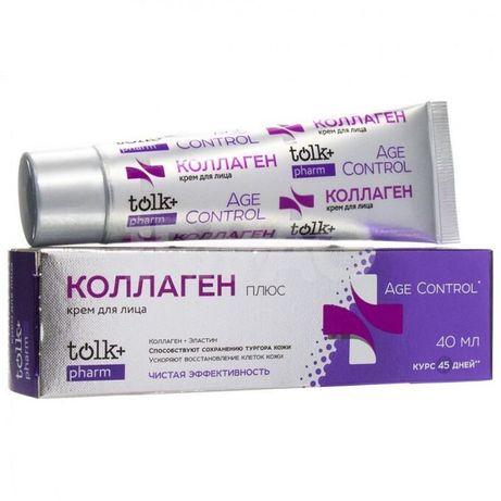 Крем для лица TOLK pharm «Коллаген», 40 мл