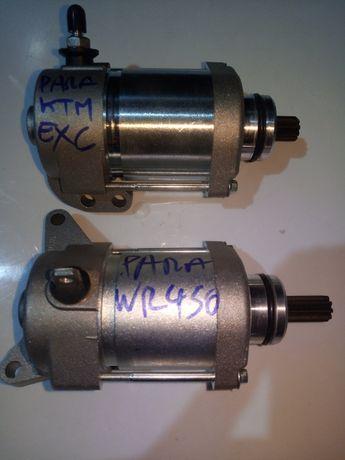 Motor arranque YAMAHa wr450 e KTM XC exc 200 ou 250 300