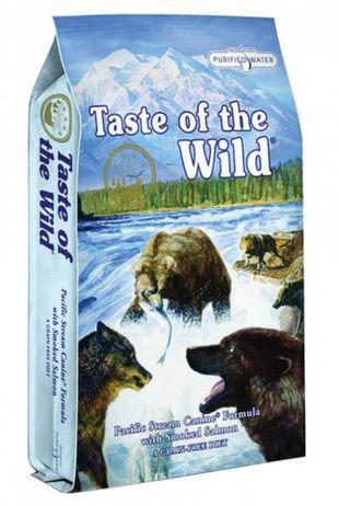 Ração Taste of The Wild Adulto Salmão 12,2 kg