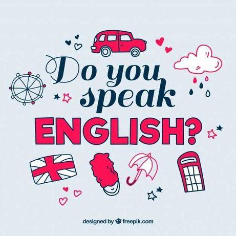 Professora de Inglês bilingue - aulas particulares e em grupo