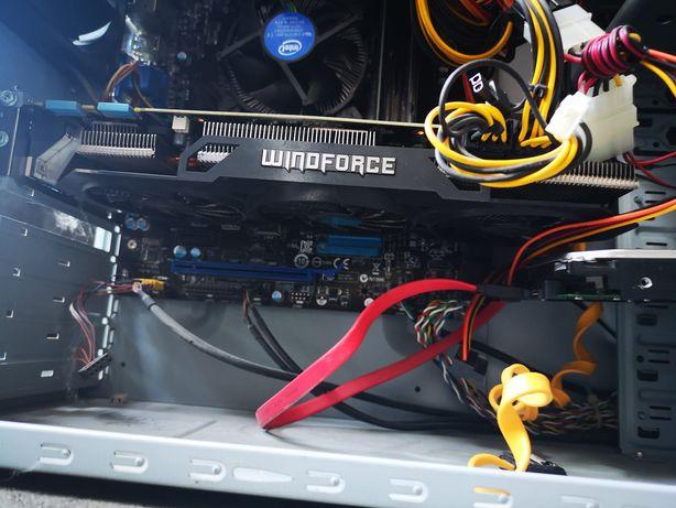 Komputer geforce 970 gtx