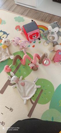 Maskotki niemowlece