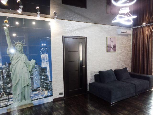 2 Кімн. VIP-Студия. Джакузи. Центр. Кондиціонер. Wi-Fi. NEW YORK.-1