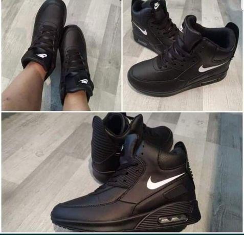 Buty damskie sneakersy koturny Nike air Max 36 do 41