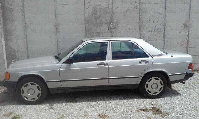 Mercedes Benz 190D, Caixa Automática, 1992