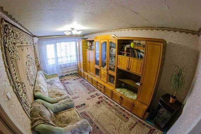 Продам солнечную 3к просторную квартиру в самом центре Коммунара