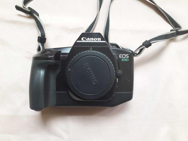 lustrzanka analogowa Canon EOS 630 _body