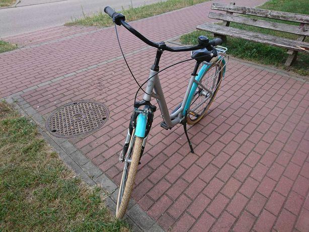 Rower miejski ONILUS damski rok gwarancji