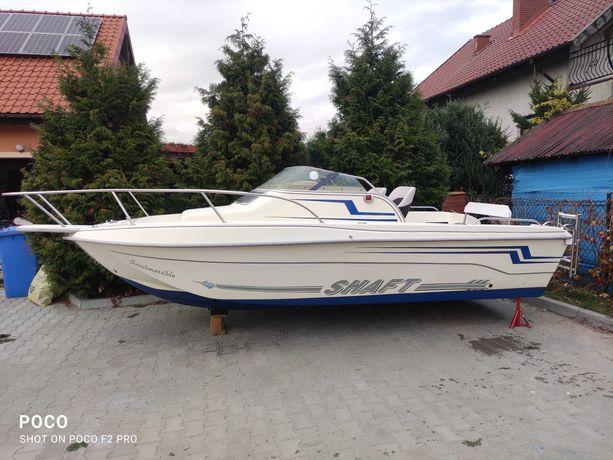 łódź motorowa kabinowa,motorówka, łódka