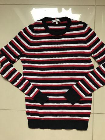 Dopasowany sweterek Tommy Hilfiger roz S