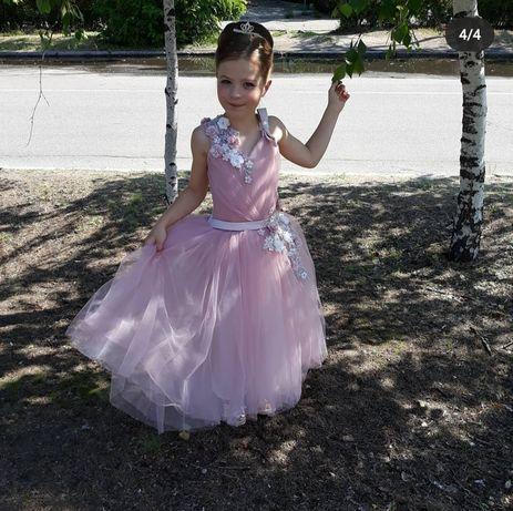 Выпускное платье на девочку